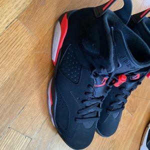 Jordan Shoes - Jordan Retro 6 Infrared